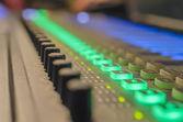Fotografia mixer audio