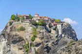 kláštery Meteora v Řecku