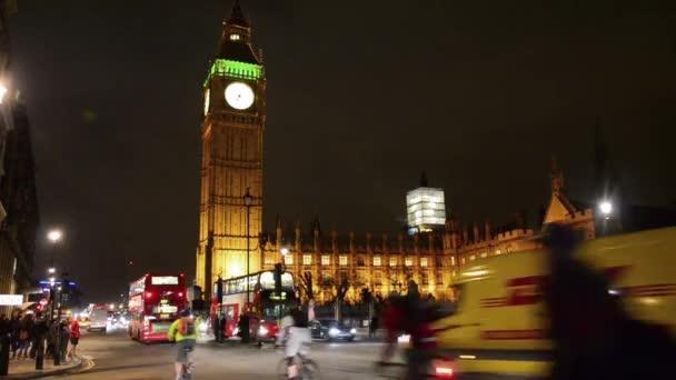 trafic v Londýně