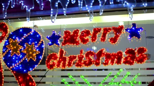 Karácsonyi szöveges háttérben