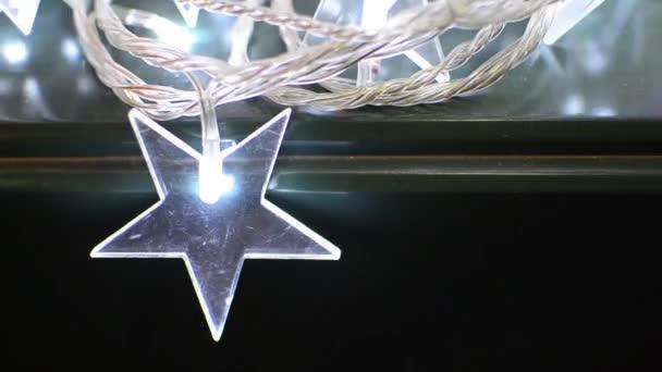 Vánoční hvězda ozdoby