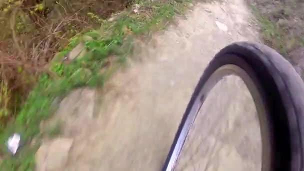 sjezd na horském kole