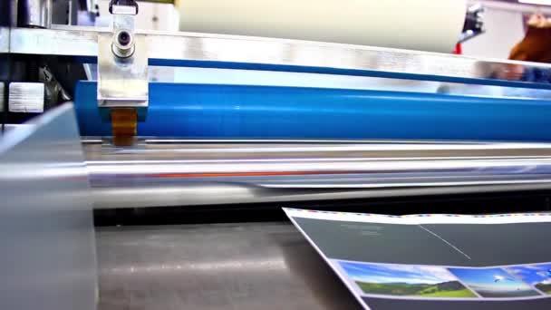 laminovací fólie roll ofsetový stroj