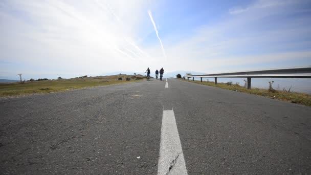 Cyklistický závod horských