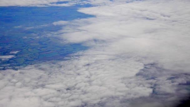 Letecký pohled na Evropu