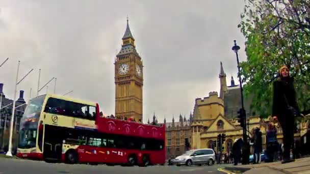 Westminister square in London