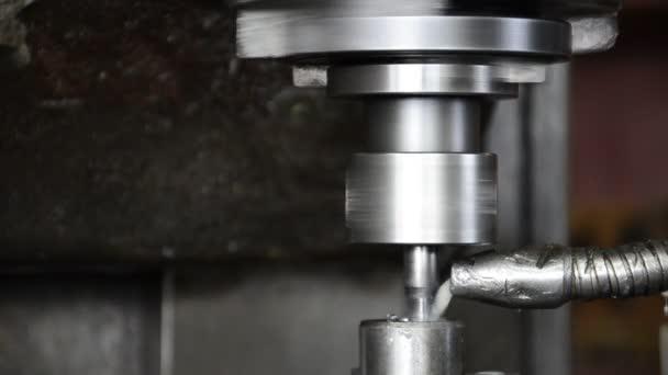 Ipari egy acél része marás Cnc-gép