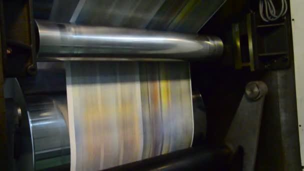 ofsetový tisk, tisk dnešní noviny