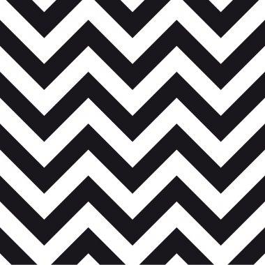 Chevrons seamless pattern background retro vintage design