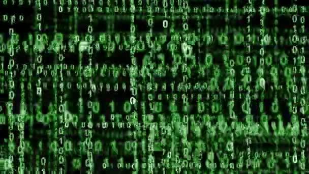 Internet binární data dálnice zelené 10844