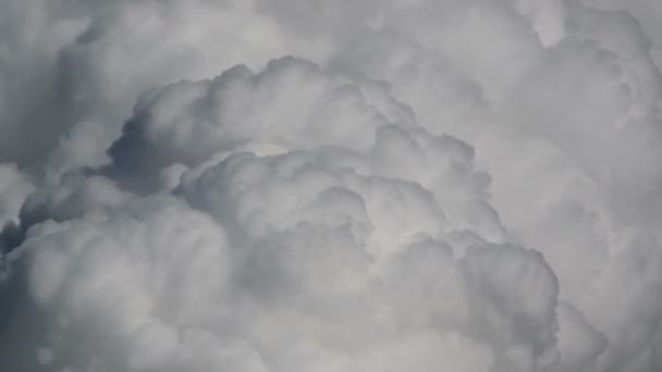 Cumulus monsoon clouds fury time lapse 11267