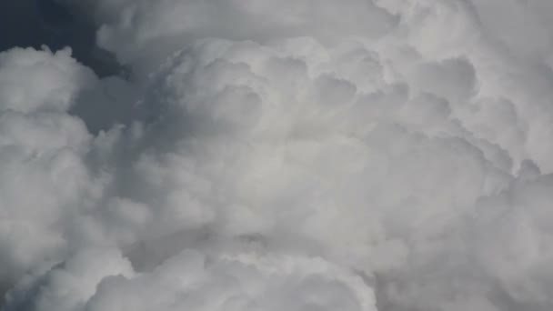 Cumulus monsoon clouds explode time lapse 11268