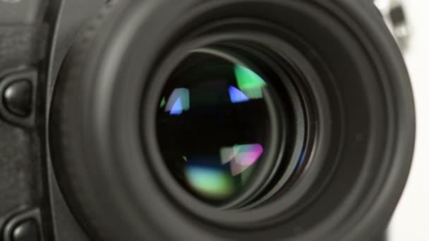 fotografie fotoaparát iris krátké expozice loopable audio 11346