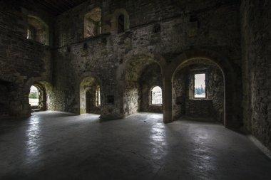 Doune Castle Interor