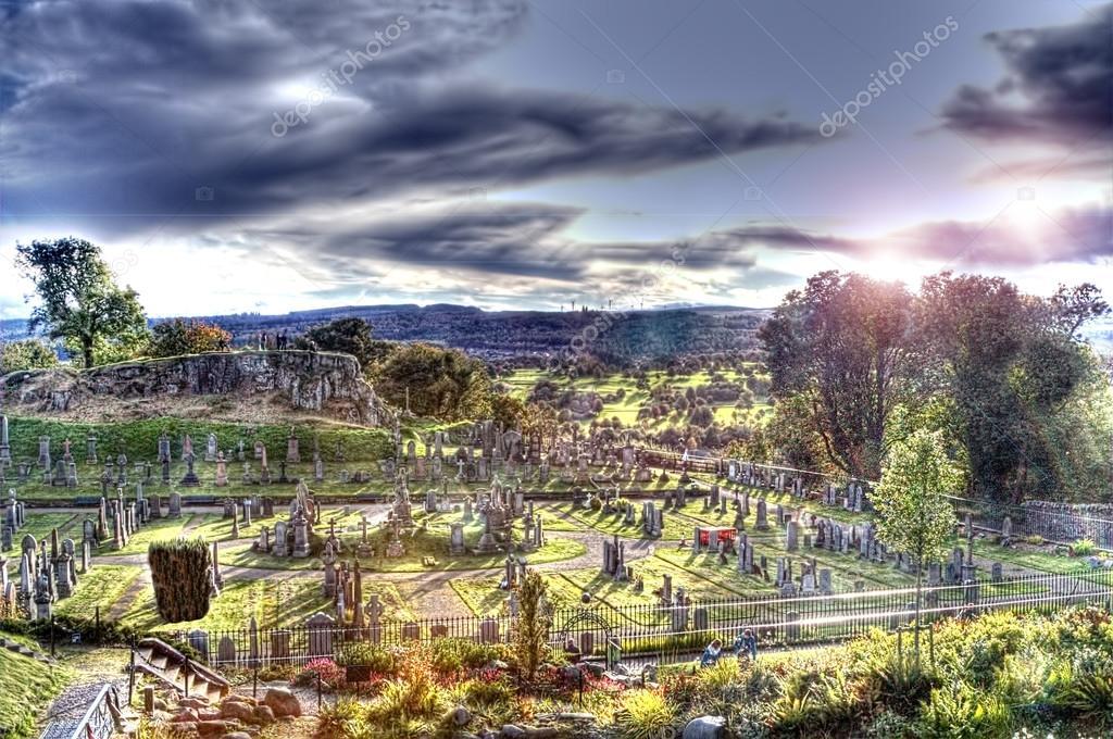 HDR Graveyard