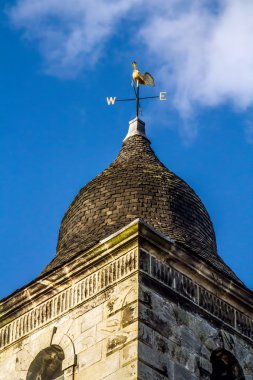 Church wind vane