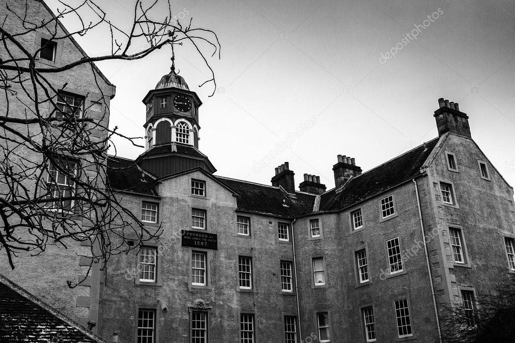 Psychiatric hospital in Perth Scotland