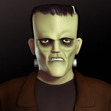 Frankenstein monster