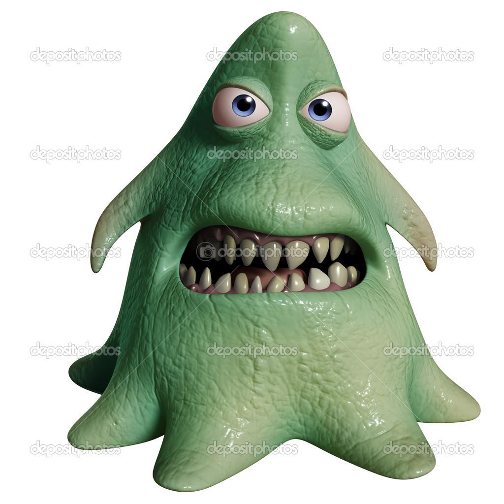 Mutant de pieuvre dessin anim 3d photographie bertoszig - Telecharger hulk ...
