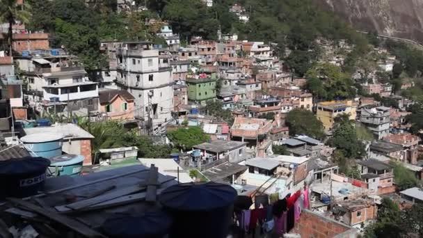 Favela rocinha, rio de janeiro, Brazílie