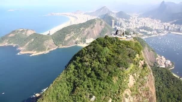 Homole cukru letecké rio de janeiro Brazílie vrtulník letu