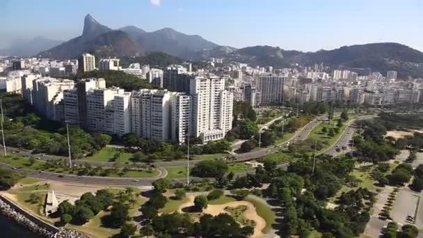 letecká rio de janeiro Brazílie pláže vrtulníkem