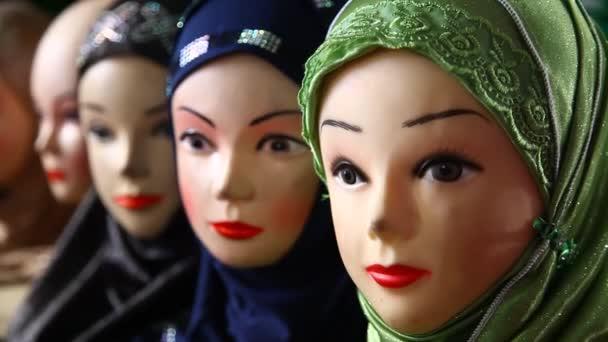 krásné muslimské arabské modelek