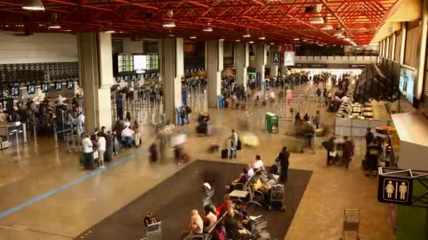 letiště Guarulhos kontrola v oblasti čas zanikla sao paulo Brazílie
