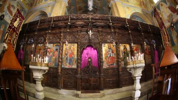 griechisch orthodoxe kirche mari verk ndigung nazareth. Black Bedroom Furniture Sets. Home Design Ideas