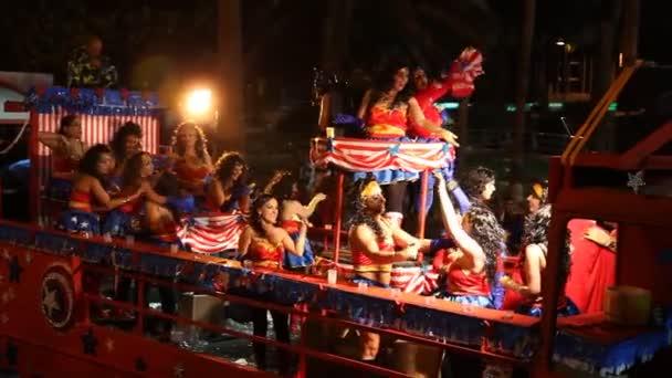 Farsangi időben! A Gran Cabalgata - a Grand Parade