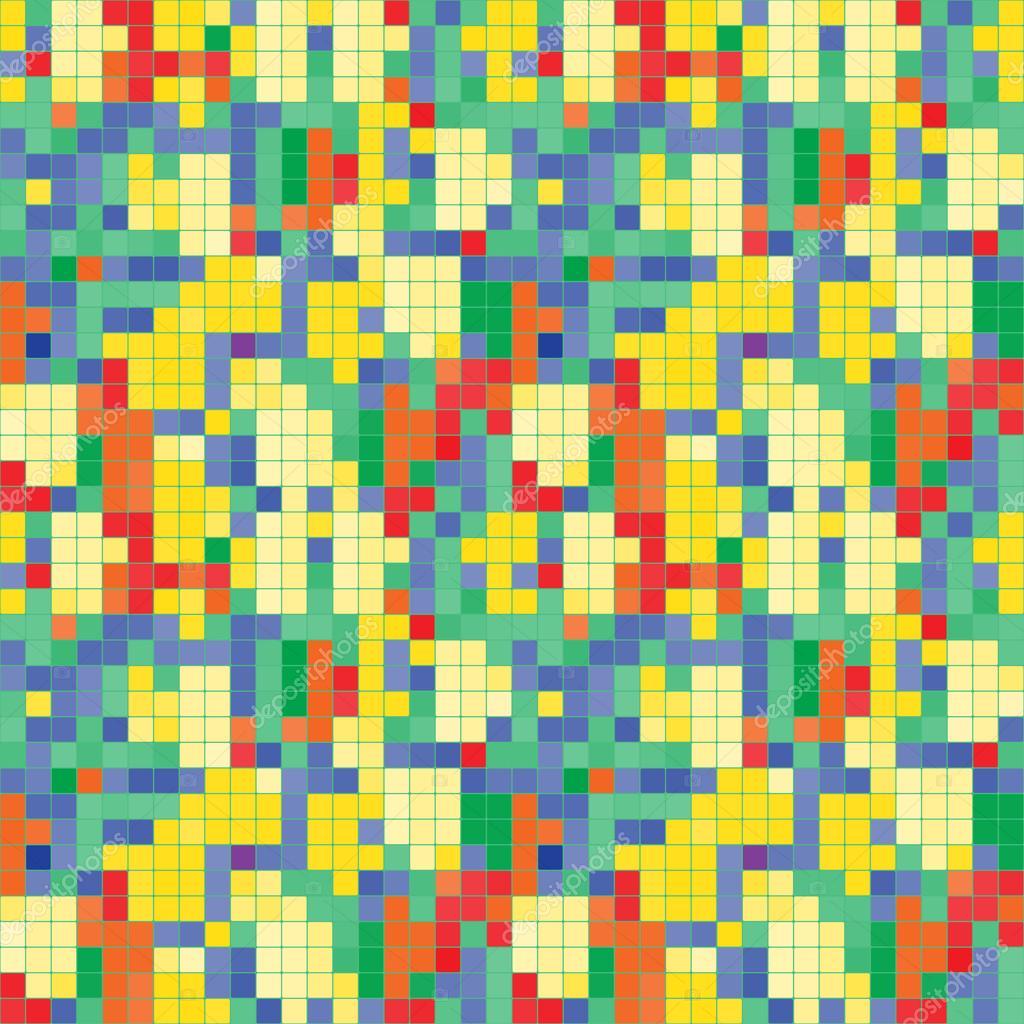 Moderne fliesen textur  farbigen quadratischen Fliesen nahtlose Muster, moderne und ...