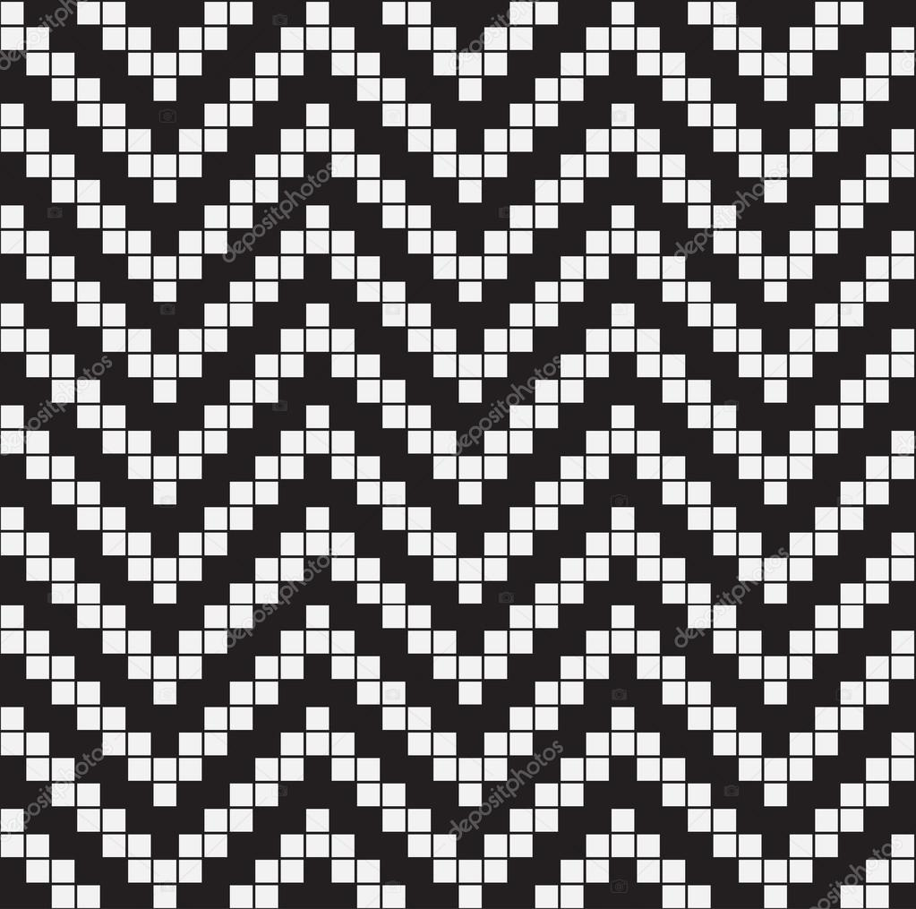 fischgrätmuster, schwarz und weiß abstrakte geometrische meer