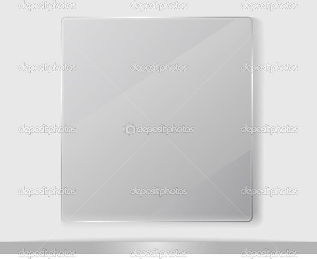 sass /& Belle Industriell Optik Wandbehang stehend Foto Bild Glas Metall Rahmen