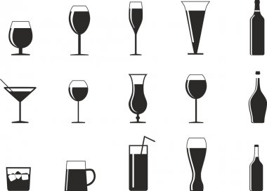 Drink glasses