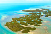 Fotografie Florida Keys Aerial View