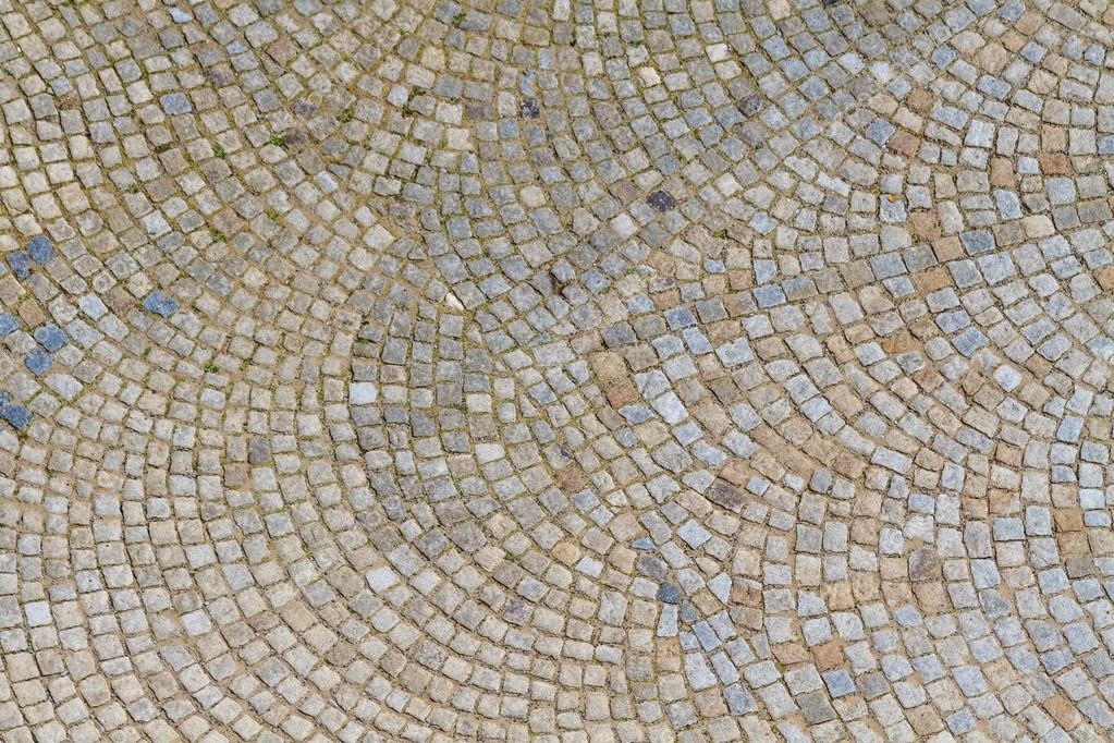 Pavimento calle de adoquines de granito foto de stock for Adoquines de granito