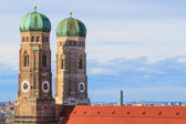 München, Frauenkirche, Kathedrale unserer lieben Frau, Bayern, germa
