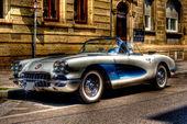 Corvette Chevrolet Oldtimer
