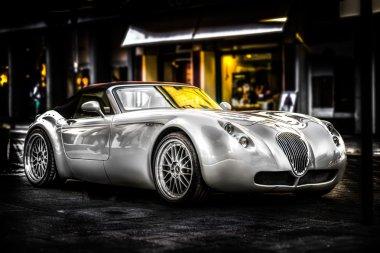 Wiesmann roadster car