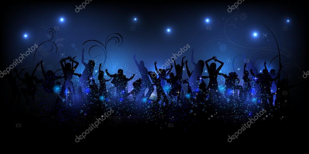 Party background Illustration