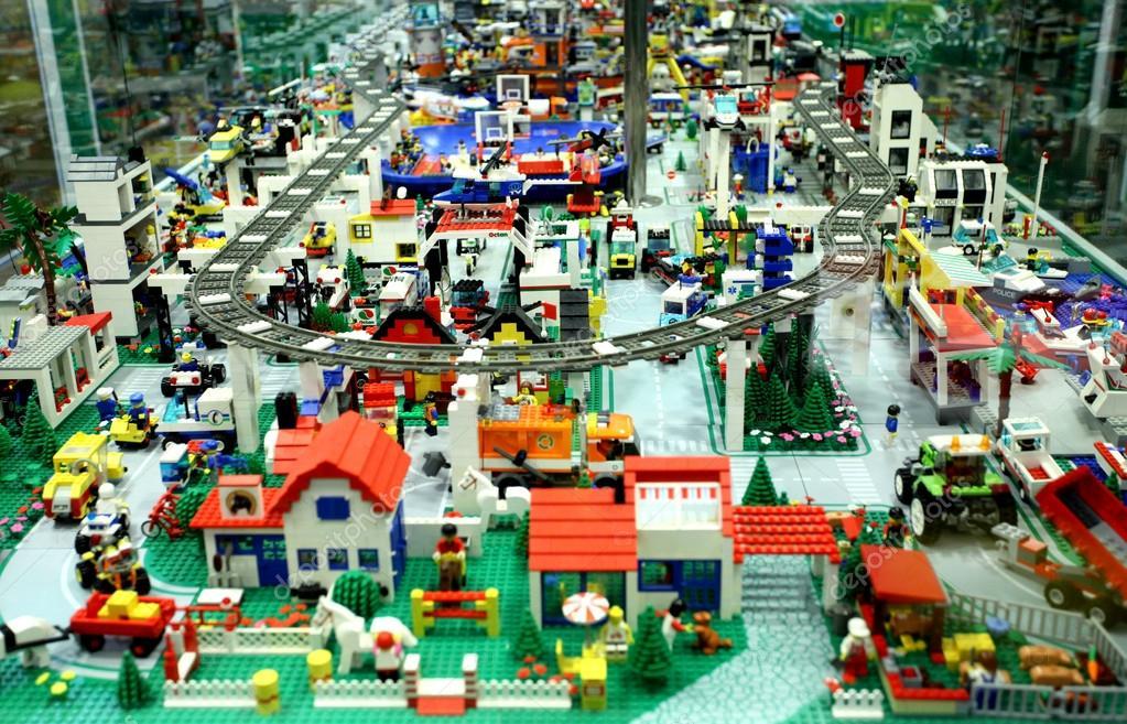 Pictures : lego city | Lego city - Stock Editorial Photo ...