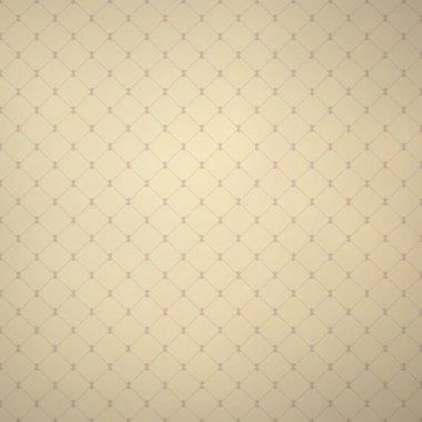 Light beige pattern. Vector seamless background. stock vector