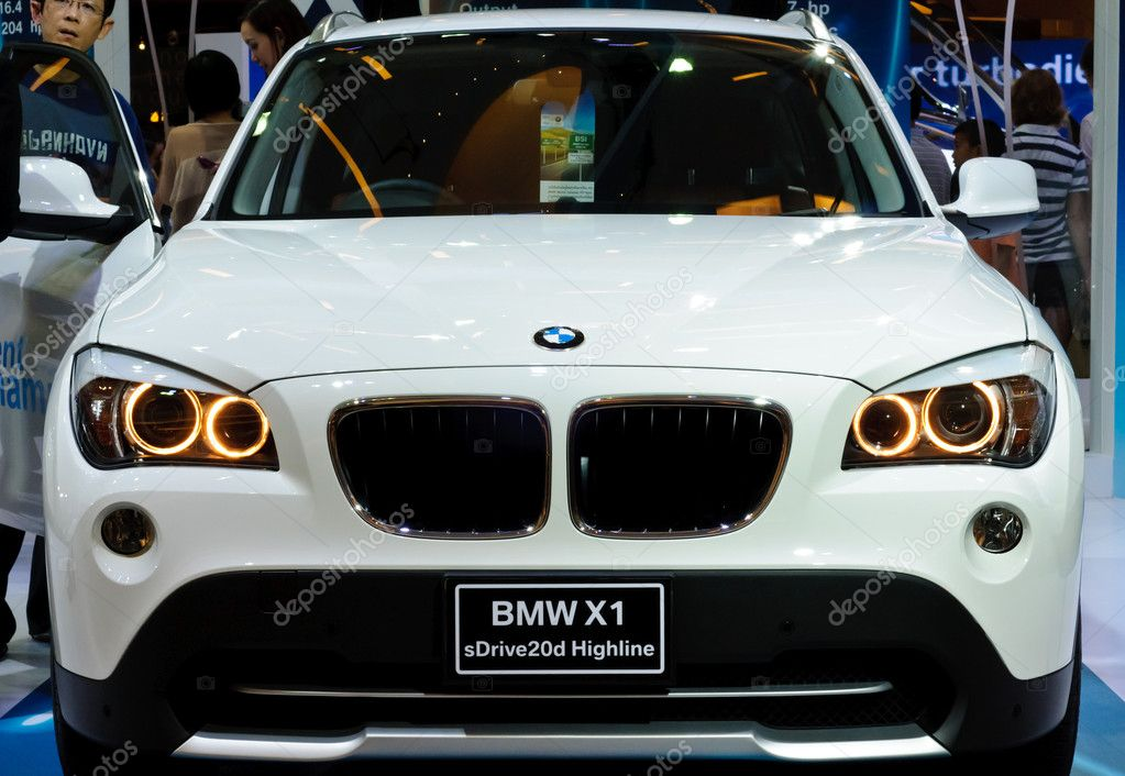 BMW X1 sDrive20d Highline