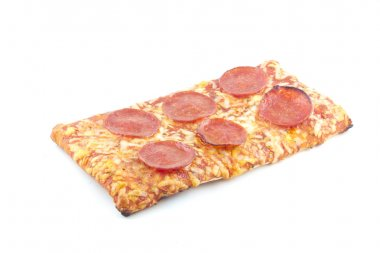 Pepperoni School Pizza