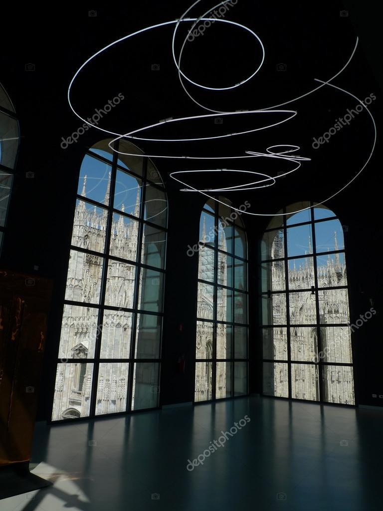 Museo Del 900 Milano.Museo Del 900 At Milan Italy Stock Photo C Ezioman 38034205