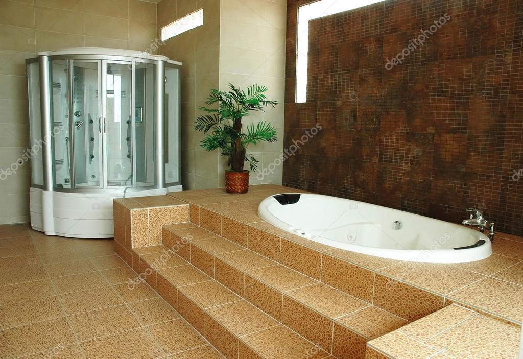 Nouveau concept de luxe moderne salle de bain design d ...