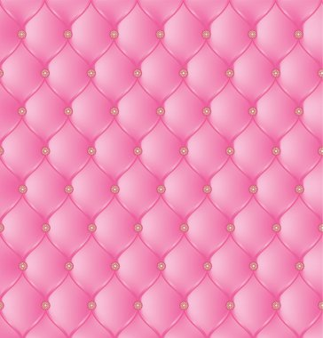 Abstract upholstery on a pink background.