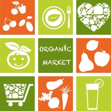 Organic_market_icons