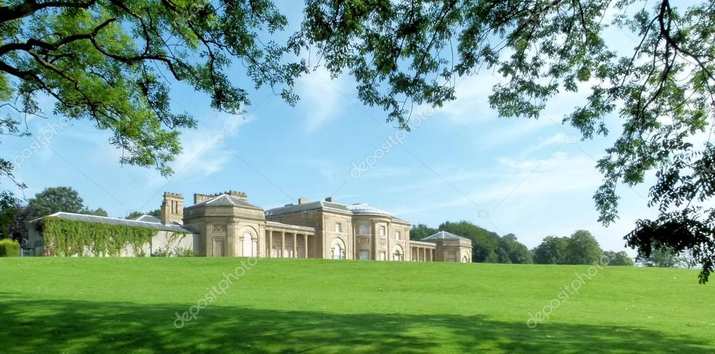 Heaton Hall & Orangery, Heaton Park, Manchester. UK