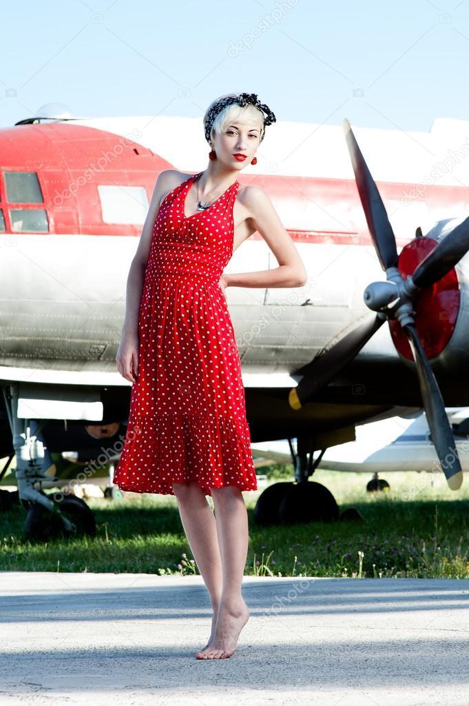 Sexy retro dresses